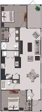 1000 Square Foot Floor Plans Spring Tree Village Apartments Casselberry Florida