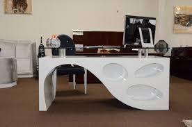 Modern Office Desks Modern White Office Desk Crafts Home