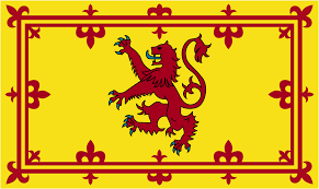 the royal standard of scotland better known as the lion rampant