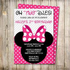 minnie mouse birthday 23 minnie mouse birthday invitation templates free sle