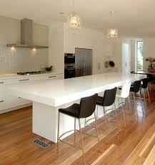 Kitchen Breakfast Bar Design Ideas Kitchen U Shaped Kitchen With Breakfast Bar White Granite
