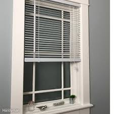 mini blind tips and fixes family handyman