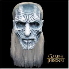 Game Of Thrones White Walker Mask Mad About Horror