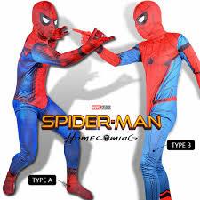 online get cheap civil war spiderman costumes aliexpress com