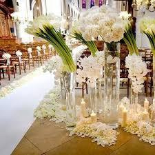 decoration eglise pour mariage deco de mariage l église chic mariage idées