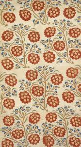 ottoman with patterned fabric pin by sasha m on wallpaper обои pinterest