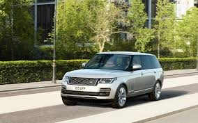 green range rover new 2018 p400e range rover plug in hybrid in pictures cars