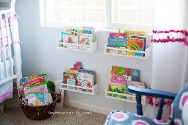 shelf liners ikea ikea bekvm spice rack saves space on girl nursery impressions by jani