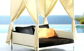 Outdoor Daybed With Canopy Outdoor Daybed Day Bed Cushions Daybed With Canopy Garden