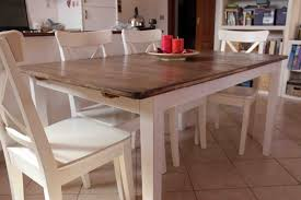 Person Dining Table Dining Rooms - Country style kitchen tables