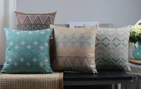 faire des coussins de canap les coussins design 50 idées originales pour la maison archzine fr