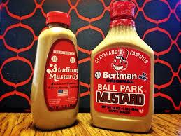 stadium mustard the cleveland mustard feud frankly jenn