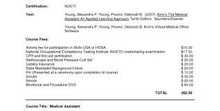 Example Of A Medical Assistant Resume by Medical Assistant Resume Entry Level Examples 18 Medical Assistant