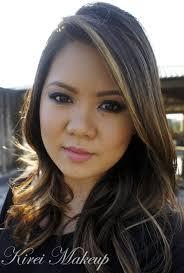 hair highlight for asian highlights for brunette kirei makeup