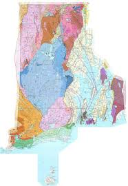 New York Sinkhole Map by Geologic Maps Of The 50 United States