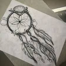 infected tattoo dream meaning love this one tatto ideas pinterest dream catchers