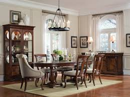 art margaux oval dining room set table chairs and china cabinet