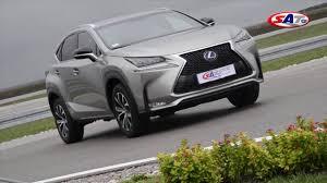 lexus nx 300h se review lexus nx 300h u2013 road test by sat tv show 15 05 2016 youtube