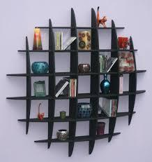 dvd cd storage rack wall mounted unit retro style shelving cd
