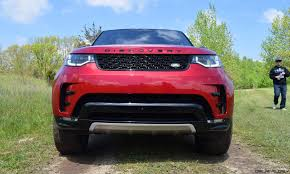 discovery land rover 2018 2018 land rover discovery off road first drive