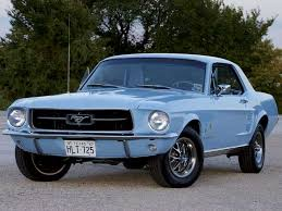 1967 blue mustang 1967 ford mustang hardtop lone limited restore mustang