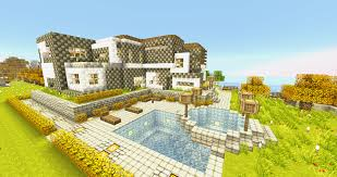 Modern House Collection Of Modern Minecraft Houses