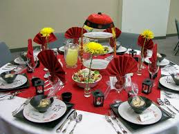 New Years Eve Table Decorations New Chinese New Year Table Decoration Ideas 26 For Home Decorating