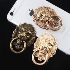 vintage lion ring holder images 360 vintage lion head metal finger ring stand holder grip mobile jpg