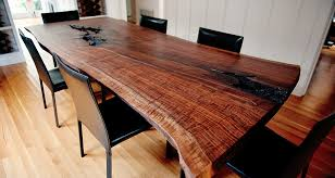 wood table amazing wood slab furniture throughout table tops modern