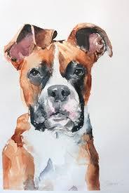 boxer dog art best 25 dog art ideas on pinterest dog illustration dog prints