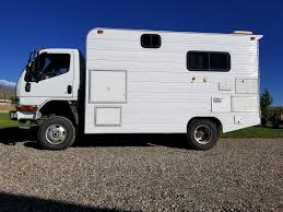 mitsubishi fuso 4x4 crew cab mitsubishi fuso fg 4x4 custom built camper motorhome rv