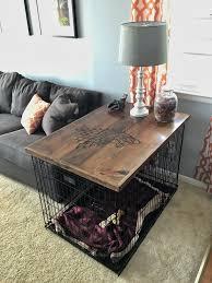 direwolf u0027 dog crate table top album on imgur