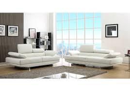 3 Seater 2 Seater Sofa Set Leather Sofa White Bonded Leather Sofa White Bonded Leather