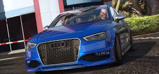 audi a3 mods 2015 audi a3 s3 sedan gta5 mods com