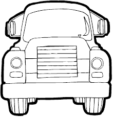 truck coloring pages color printing coloring sheets 9 free