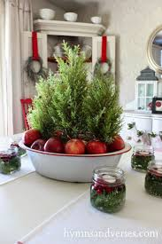 magnificent christmas tabletop centerpieces design decorating