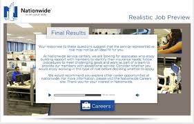 Job Description For Customer Service Associate Realistic Job Previews From Nationwide The Magnet Presented