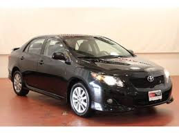toyota corolla s 2009 for sale used 2009 toyota corolla s for sale stock btp4781 dealerrevs
