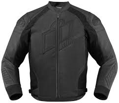 leather motorcycle accessories icon hypersport prime jacket revzilla