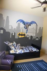 Bedroom Lovely Batman Room Ideas For Kids Bedroom Decoration - Batman bedroom decorating ideas