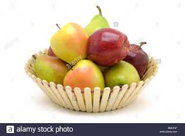 basket of fruits basket of fruits apples and pears stock photo 30536611 alamy