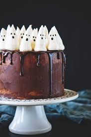 How To Make A Halloween Pumpkin Cake by