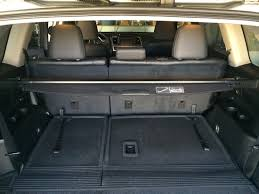 toyota highlander 2016 interior retractable cargo cover for the toyota highlander