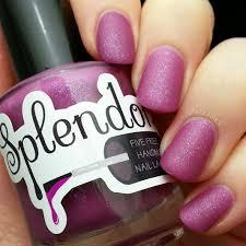 let u0027s begin nails splendor nail lacquer 30 flirty and fabulous