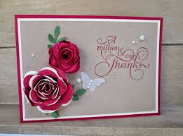 84 best a million u0026 one thanks retired stampin up images on