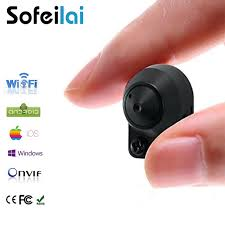 small wifi wireless p2p ip onvif micro sd card home