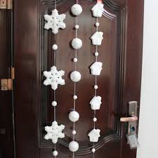 Christmas Decoration For Home by 55 Inch Long Christmas Hanging Decoration Foam Christmas