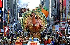thanksgiving weekend tv parades football and marathons galore