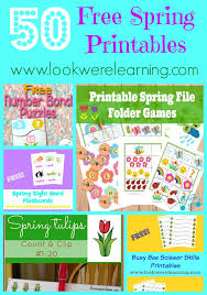 homeschool printables u0027re learning