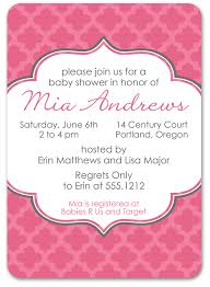 baby shower in baby shower invitations unique invitations for baby shower